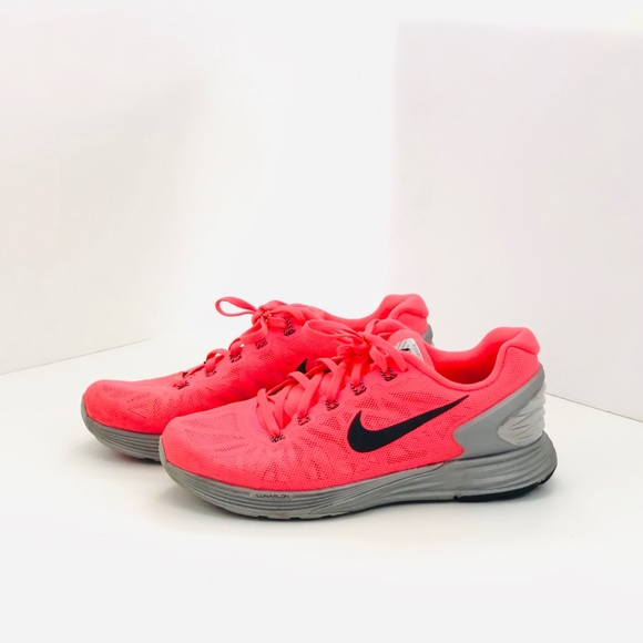 best website 3ef24 66949 Nike Womans Lunarglide 6 flash Shoes   SZ 7. M 5c74d3c003087cd24eaedea6